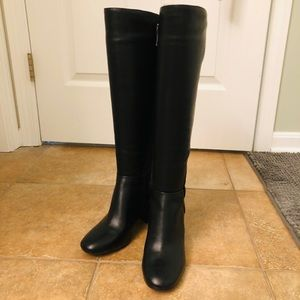 Easy spirit tall boots (new!)
